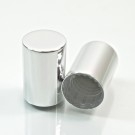 16.0mm GPI Special Medellin Shiny Silver Roll On Cap