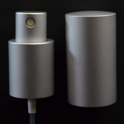 20/415 Fine Mist Sprayer Matte Silver