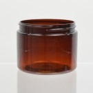6 oz 89/400 Amber PET Jar