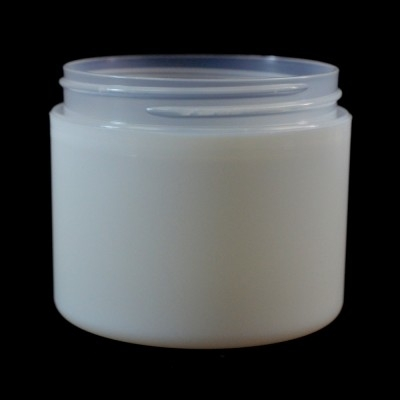 4 oz 70/400 Double Wall Straight Base IMF PP Jar