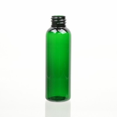 2 oz 20/410 Cosmo Round Emerald PET Bottle