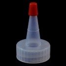 28/400 Ribbed Natural Yorker Dispensing Cap