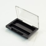 Compact Small Billboard ABS Black with Mirror Pinned-Hinge 2.008