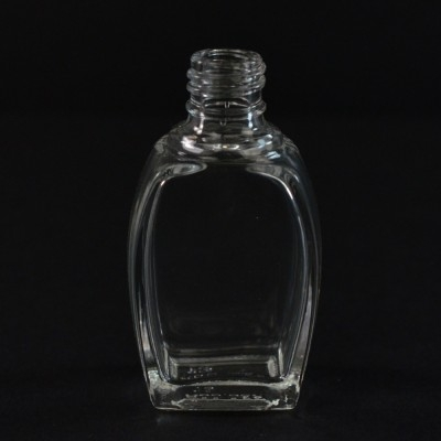 16 ml 13/415 Canova Clear Glass Bottle