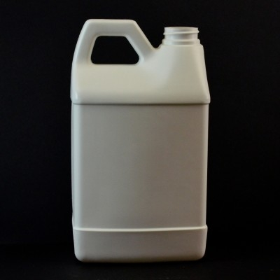 32 oz 33/400 F-Style Plastic Jug HDPE White