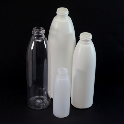 Evolution Plastic Bottles