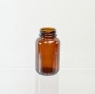 120 cc 38/400 Amber Pharmaceutical Packer - 120/case