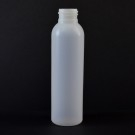 4 oz 24/410 Imperial Round Natural HDPE Bottle