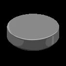 38/400 Black Phenolic Straight Sided Cap F217