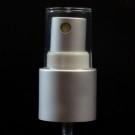 22/410 Fine Mist Sprayer Matte Silver/Clear Hood