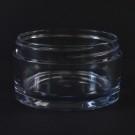 150 ML 83/400 Heavy Wall Clear PETG Jar