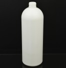 32 oz 28/410 Royalty Round White HDPE Bottle