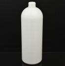 32 oz 28/410 Royalty Round White HDPE Bottle