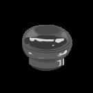 E6 Gold Metalized Eclipse Cap F217