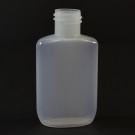 0.5 oz 15/415 Drug Oval Natural HDPE Bottle