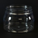 16 oz 89/400 Tuscany Clear PET Jar
