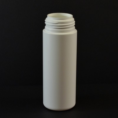 150 ML 43 MM Foamer Bottle White HDPE