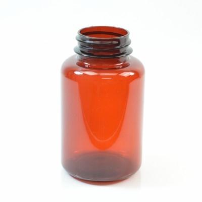 120 cc 38/400 Amber Nutritional Supplement PET Packer - 336/case