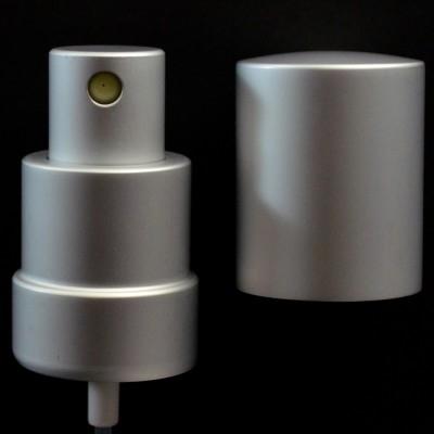 18/415 Fine Mist Sprayer Matte Silver