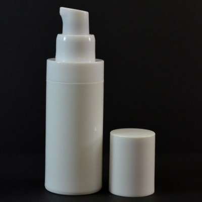 30 ml Airless White Bottle
