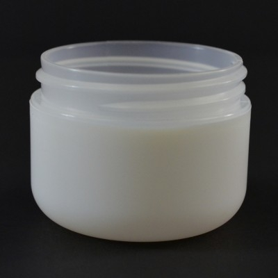 1/2 oz 48/400 Double Wall Round Base IMF PS Jar