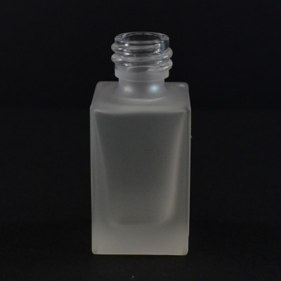 15 ml 18/415 Klee Frosted Glass Bottle