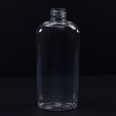 4 oz 20/410 Cosmoval Clear PET Bottle