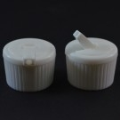 24/410 White Dispensing Spouted Cap PS-146 Land Seal PP