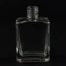 1/2 oz 13/415 Meta Clear Glass Bottle