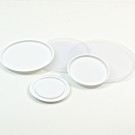 89mm white PVC Sealing Disc