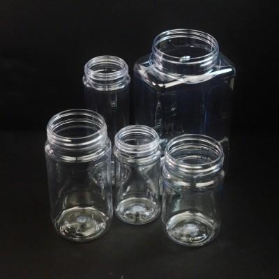 Food PET Jars