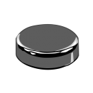 70/400 Black Phenolic Plateau Cap F217