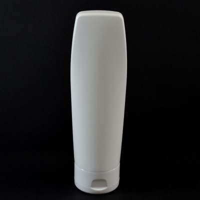 6 oz White Euro Tube Tottle 22/400 HDPE
