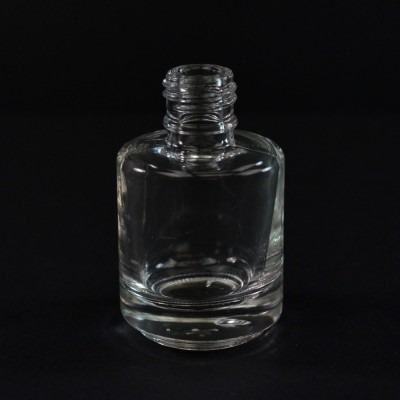 1/2 oz. 15/415 Trent Clear Glass Bottle