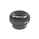 13/415 Black Phenolic Eclipse Cap F217