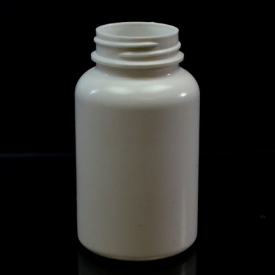 150CC White Nutritional Supplement Packer HDPE 38/400