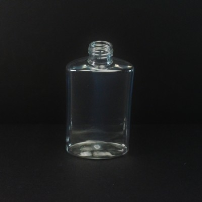 4 oz 20/410 April Clear PET Bottle