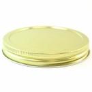 83/400 Gold-White Metal Cap