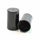 15/415 Nail Polish PP Cap Ocala Smooth Black