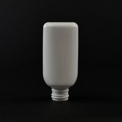 2 oz White Malibu Tottle 22/400 MDPE