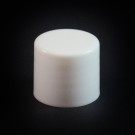 20/415 White Smooth Straight PP Cap / F217 Liner