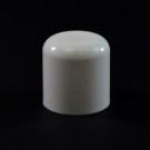 13/415 Nail Polish PP Cap Timor White
