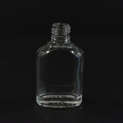 1/2 oz. 13/415 Raffaello Clear Glass Bottle