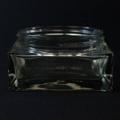 200 ML 89/400 Priam Clear Glass Jar