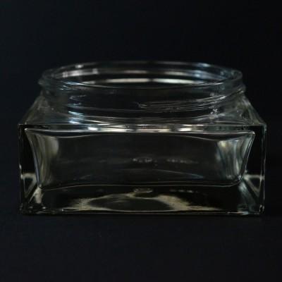 200 ML 89/400 Priam Clear Glass Jar