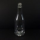 8 oz 24/410 Champagne Clear PET Bottle