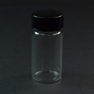 4 DRAM Screw Thread Clear Glass Vial 22/400