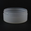 4 OZ 89/400 Thick Wall Straight Base Natural PP Jar - 165/Case