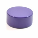 22/400 Purple Metal Overshell Tube Cap 1.9 x .835
