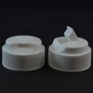 33/400 White Dispensing Spouted Cap PS-223 Special H PP